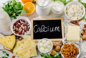 calcium for strong teeth